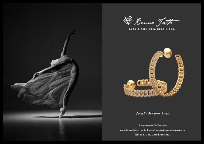 Benne Fatto e a Coleção Sensum Luxu