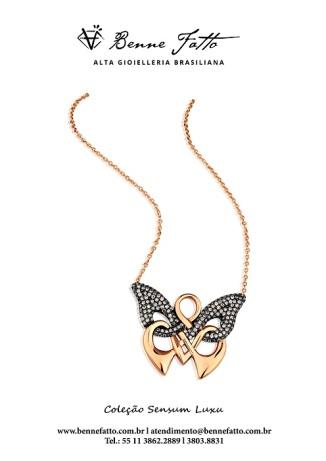 Benne Fatto e as borboletas