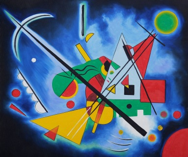 Blue-Painting-by-Wassily-Kandinsky-OSA468