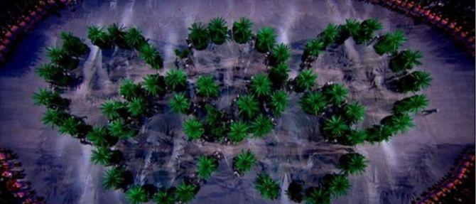 floresta dos atleas