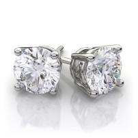 white-gold-four-prong-diamond-stud-earring-rcstud-estimate